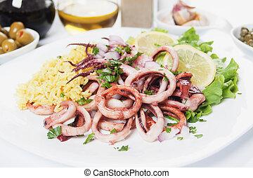 calamaro, anelli