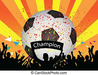 calcio, celebrazione