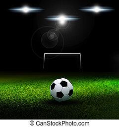 calcio, Palla