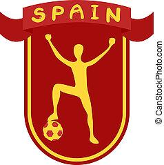calcio, spagna