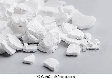 calcium, chloride