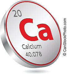 calcium element