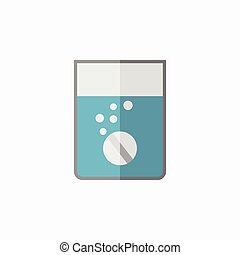 Calcium Flat Icon