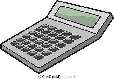 calcolatore, icona