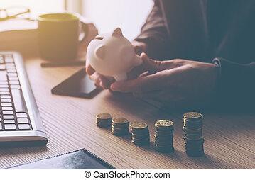 calcolo, budget, casa