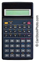 calculadora, científico