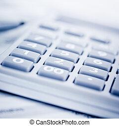 calculadora, cima