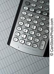 calculadora, financiero, avanzado