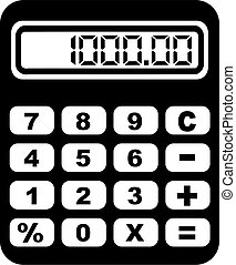 calculadora, grande