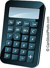 calculadora, ilustração