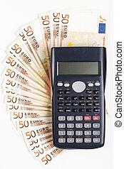 Calculatin fifties