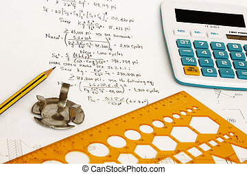 Calculation of mechanical equipment