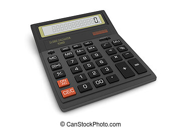 calculator., 사무실