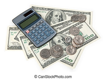 Calculator and US money