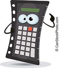 Calculator Character