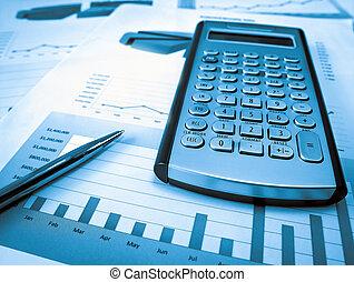 calculator en pen