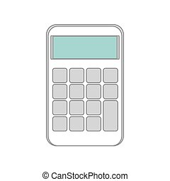 calculator maths device