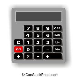 Calculator - pocket calculator