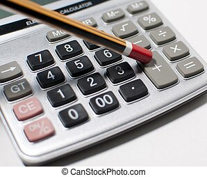 Calculator - This is an image of calculator.