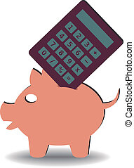 calculatrice, économies
