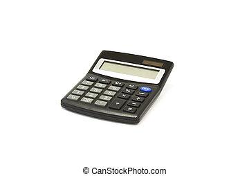 calculatrice, isolé
