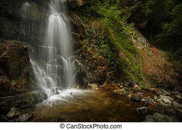 Caledonia falls, Cyprus - The Caledonia falls in Cyprus