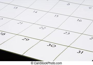 Calendar #2