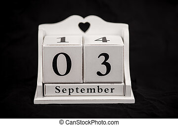 Thirty Days Has September, Third Ten Days