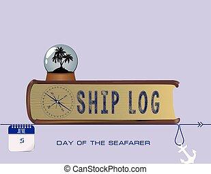 Calendar event Day of Seafarer - Calendar events of June -...