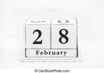 calendar february date