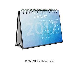 Calendar for 2017 february