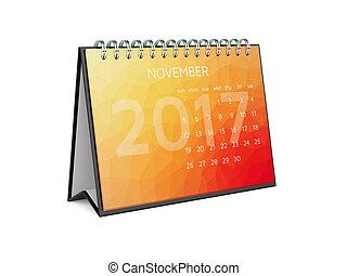 Calendar for 2017 november