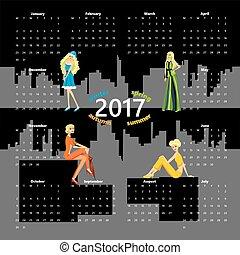 Calendar girls 2017
