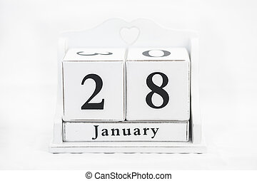 calendar january date