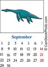 Calendar, September 2014