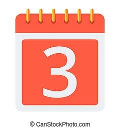 Calendar Vectro Icon