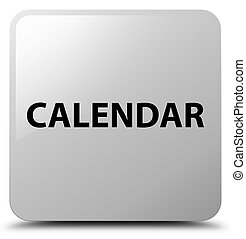 Calendar white square button