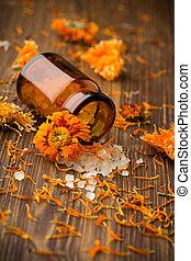 calendula, homeopathic.