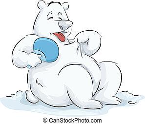 calentamiento del planeta, oso polar