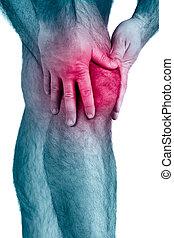 Calf leg pain