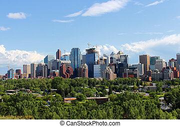 Calgary office buildings