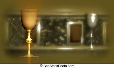 calice, communion