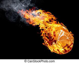 caliente, diamante