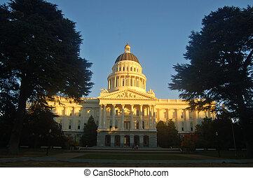californië, capitool