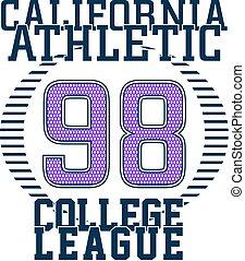 california athletic