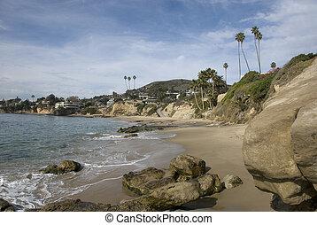 california, baia, costa