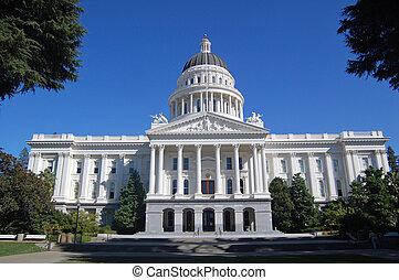 California Capitol Building - The California State Capitol ...
