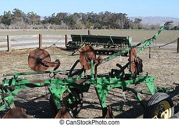 California farm