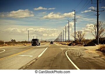 california, interior