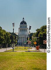 california megállapít, kongresszus székháza washingtonban